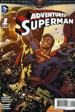 Adventures of Superman #1