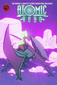 Atomic Robo and the Savage Sword of Dr. Dinosaur #1
