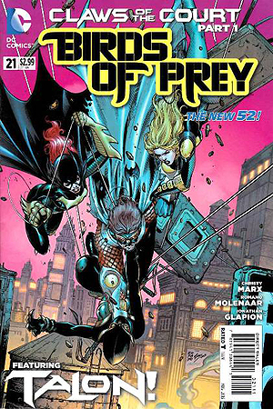 Birds of Prey #21