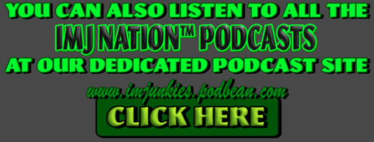 IMJ NATION™ DEDICATED PODCAST BANNER