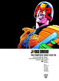 Judge Dredd The Complete Case Files Volume 20