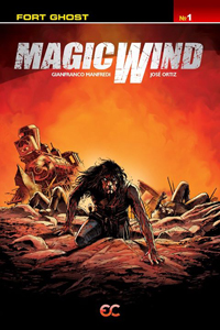 Magic Wind Vol 1 Fort Ghost GN