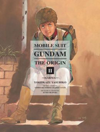 Mobile Suit Gundam The Origin Volume 2 HC