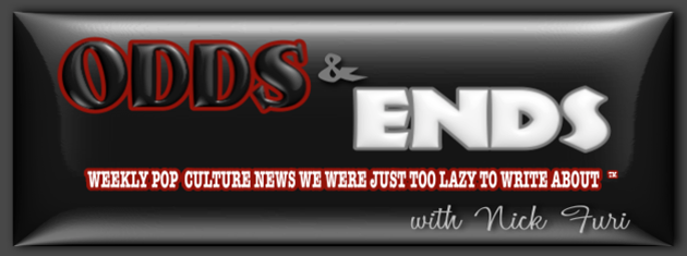 Odds & Ends with Nick Furi Banner