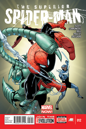 Superior Spider-man #12