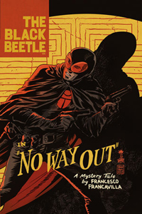 The Black Beetle Vol 1 HC