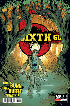 The Sixth Gun #32