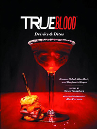True Blood Drinks and Bites HC