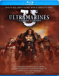Ultramarines Warhammer Bluray