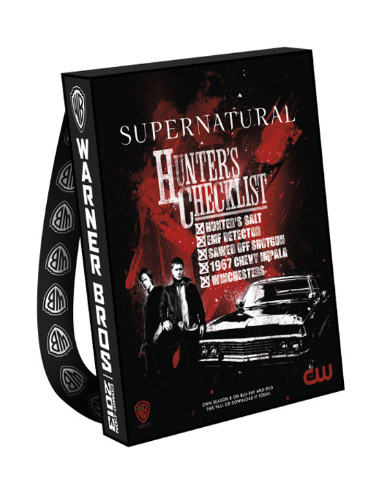 2013 Supernatural Comic Con Bag