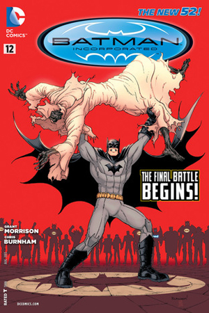 Batman Incorporated #12 2013