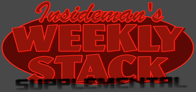 Insideman's Weekly Stack Supplemental Logo