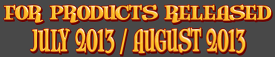 LM PREVIEWS DATE BANNER JULY AUGUST 2013