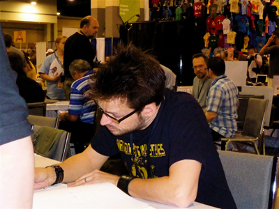Matt Fraction Medium