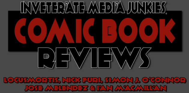 IMJ COMIC BOOK REVIEWS BANNER WITH JM