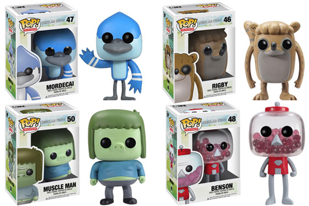 Regular Show Funko Pop