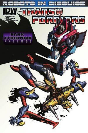 Transformers Robots in Disguise #20