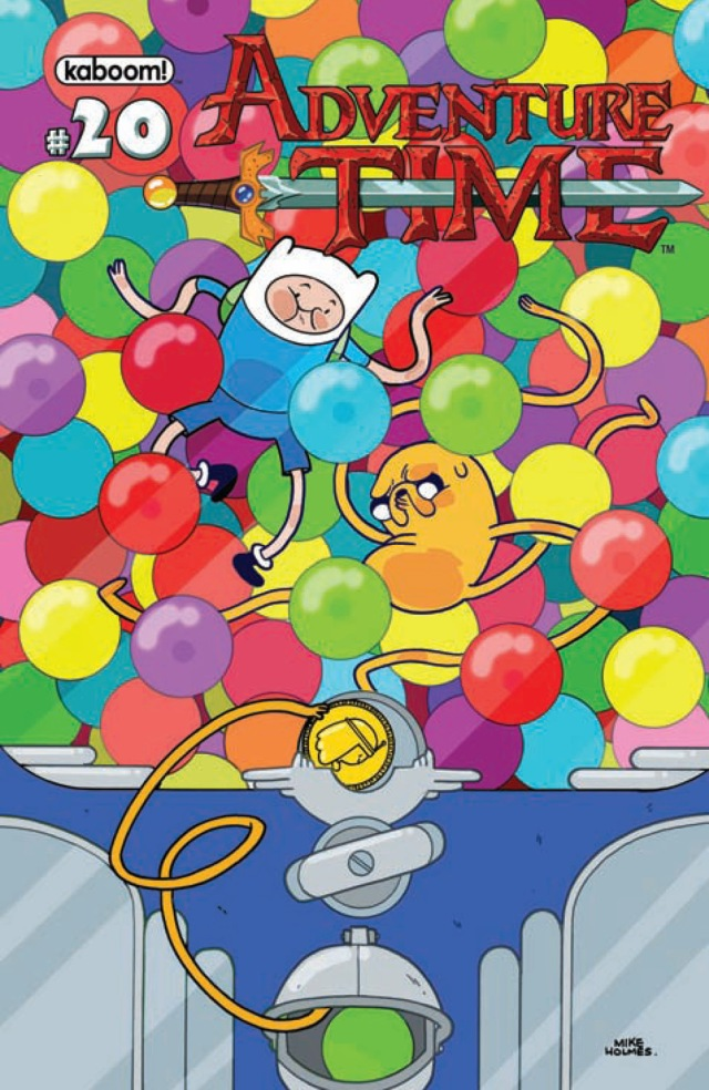Adventure Time #20 Cover A