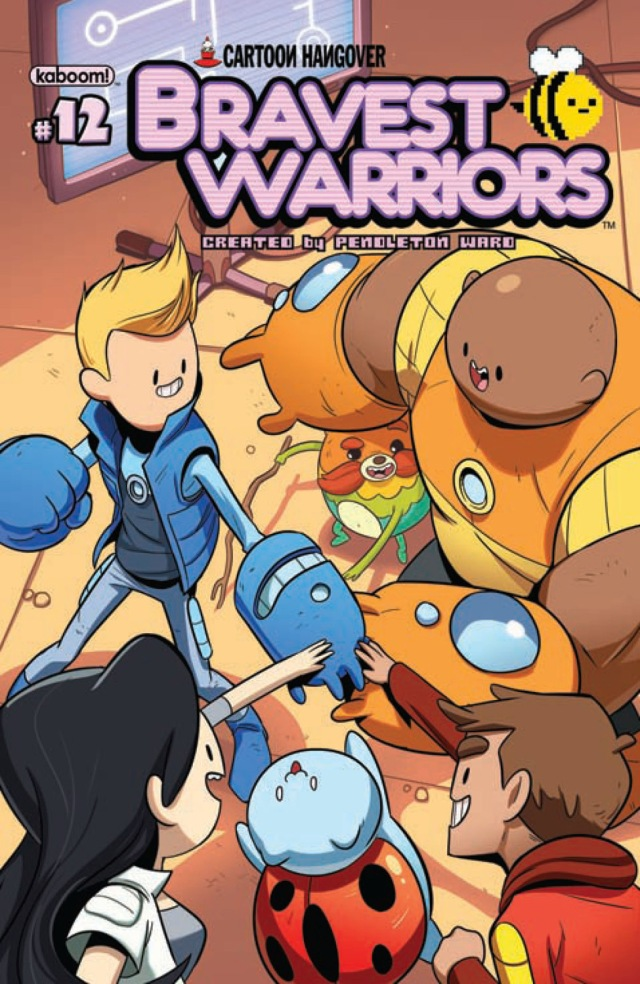 Bravest Warriors #12 Cover A