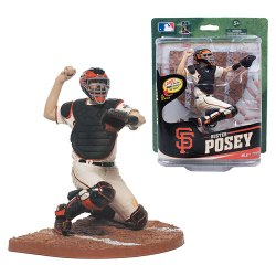 Buster Posey Action Figure