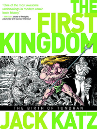 First Kingdom Vol 1 The Birth of Tundran