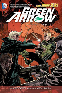 Green Arrow Vol 3 Harrow