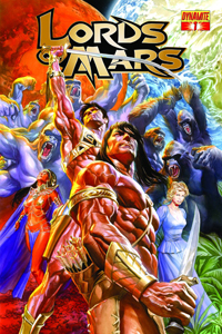 Lord of Mars #1