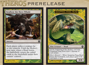 Magic The Gathering TCG Theros Expansion