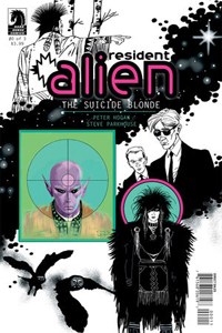 Resident Alien The Suicide Blonde #0