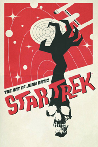 Star Trek - The Art of Juan Ortiz HC