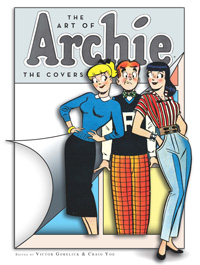 The Art of Archie - The Covers HC
