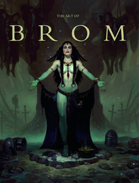 The Art of Brom HC