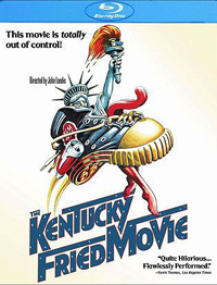 The Kentucky Fried Movie Bluray