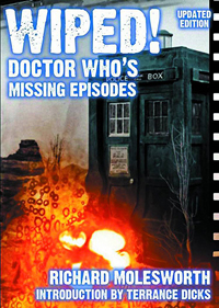 Wiped - Doctor Who Missing Episodes