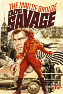 Doc Savage #1 Cover