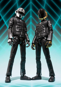 Daft Punk S.H. Figurarts Action Figures