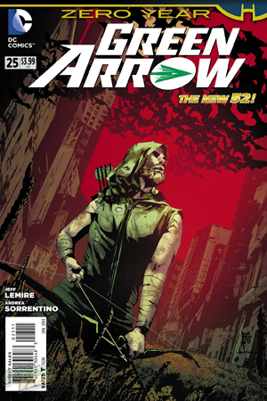 Green Arrow #25