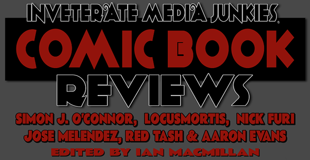 IMJ Comic Book Reviews FINAL Banner