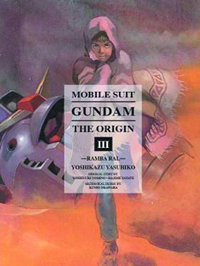 Mobile Suit Gundam - The Origin Vol 3 HC