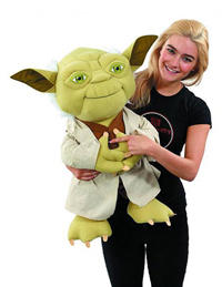 Star Wars - Yoda Super Deluxe 24 inch Talking Plush