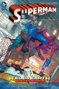 Superman - H'el on Earth HC