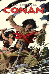 The Colossal Conan HC