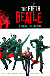 The Fifth Beatle HC