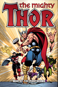 Thor Epic Collection - War of the Pantheons TP