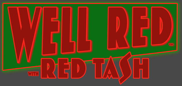 Well Red with Red Tash Christmas 2013 Logo