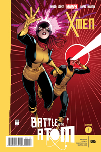 X-Men - Battle of the Atom #5