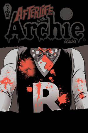Afterlife with Archie #2 Variant
