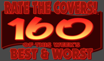 RATE THE COVERS™ 160 COMBINED LOGO