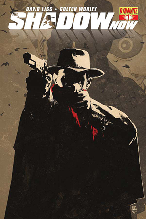 The Shadow Now #1