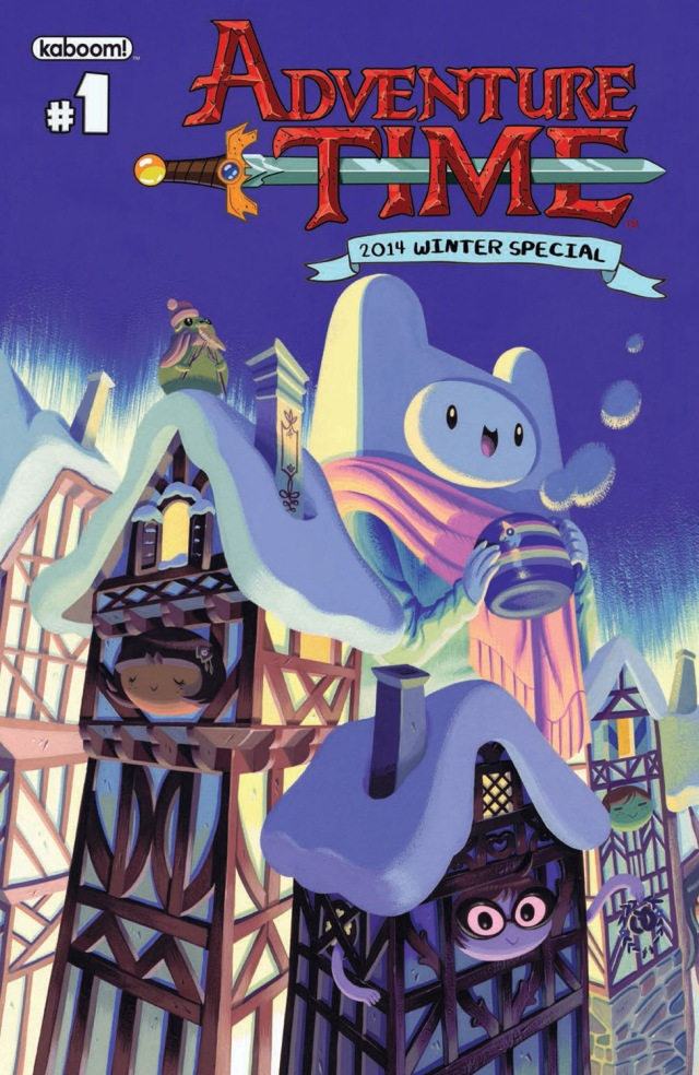 Adventure Time Winter Special 2014 Cover A